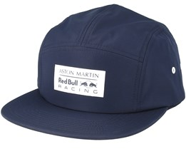 Red Bull Racing Camper Navy Strapback - Red Bull