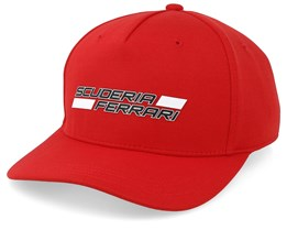 Scuderia Ferrari Logo Red Adjustable - Formula One