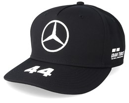 Mercedes AMG Petronas L.Hamilton Black  Adjustable - Formula One