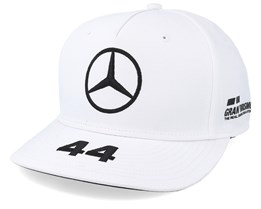 Mercedes AMG Petronas L.Hamilton White  Adjustable - Formula One