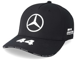 Mercedes AMG Petronas HAMILTON Black Adjustable - Formula One