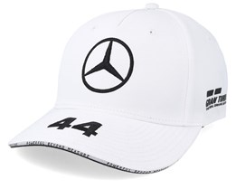 Mercedes AMG Petronas HAMILTON White Adjustable - Formula One