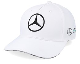 Mercedes AMG Petronas Team White Adjustable - Formula One
