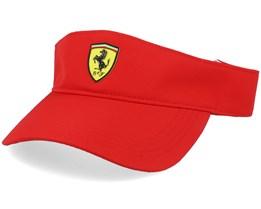 Ferrari Fw Red Visor - Formula One