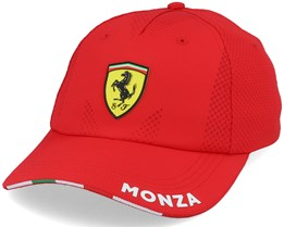 Ferrari Fw Se Monza Bb Cap Red Adjustable - Formula One
