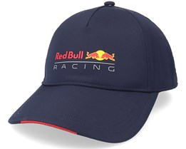 Red Bull Rbr Fw Classic Cap Navy Adjustable - Formula One
