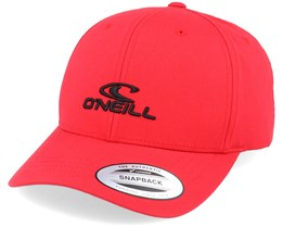 Bm Wave Cap Cherry Red Adjustable - O'Neill