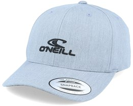 Bm Wave Cap Silver Melee Adjustable - O'Neill
