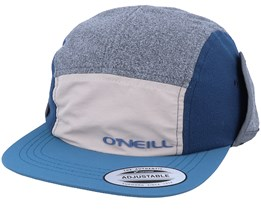 Jockey 5-Panel Chateau Grey/Blue Ear Flap - O'Neill