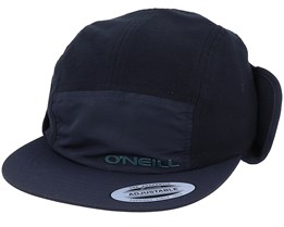 Jockey 5-Panel Black Out Ear Flap - O'Neill