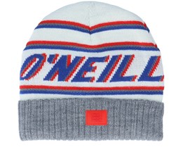 BB Beanie Powder White/Grey Cuff - O'Neill