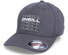 Baseball Cap Dark Grey Melee Flexfit - O'Neill