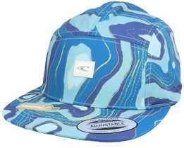 Jockey Blue Aop 5-Panel - O'Neill