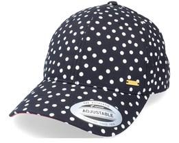 Bw Beach Cap Black Aop W/ White Adjustable - O'Neill