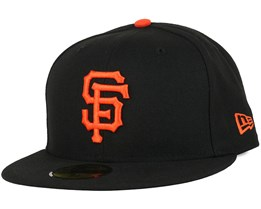 7ad175aa8282d San Francisco Giants Authentic On-Field Game 59Fifty - New Era
