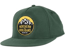 Summit Light Forest Snapback - Northern Hooligans