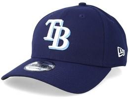 Tampa Bay Rays Game 940 Adjustable - New Era