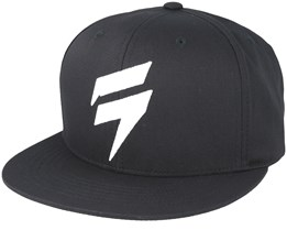 Corp Black Snapback - Shift