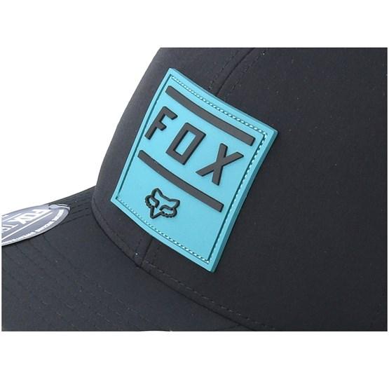 Listless Black Flexfit - Fox caps - Hatstoreworld.com 0a1ec0cb4ea