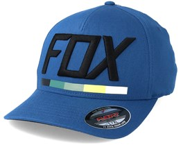 Draftr Blue Flexfit - Fox