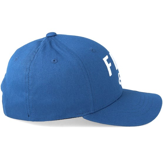 794b101baee Kids Legacy Moth 110 Blue Adjustable - Fox caps - Hatstoreworld.com