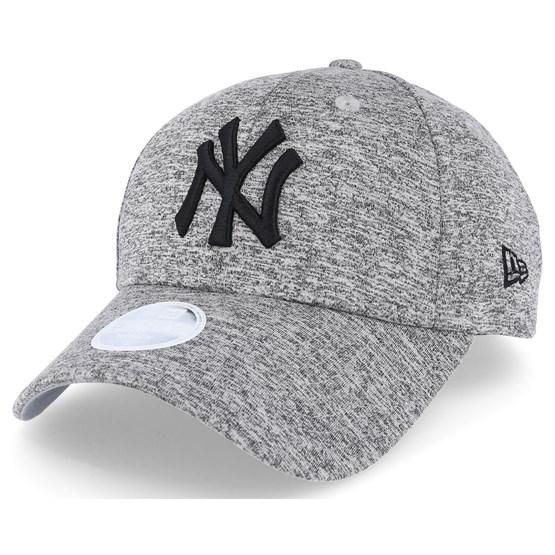 11684c7b New York Yankees Tech Jersey 9Forty WMN Grey/Black Adjustable - New Era