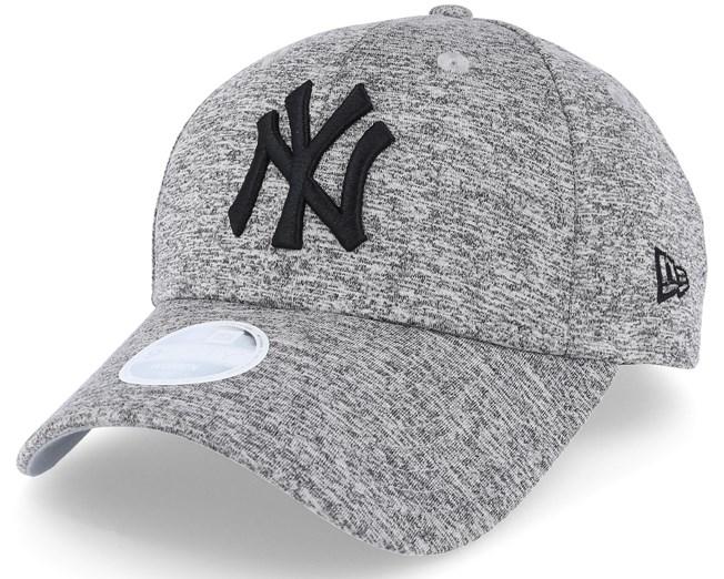 8a7ec8c3 New York Yankees Tech Jersey 9Forty WMN Grey/Black Adjustable - New ...
