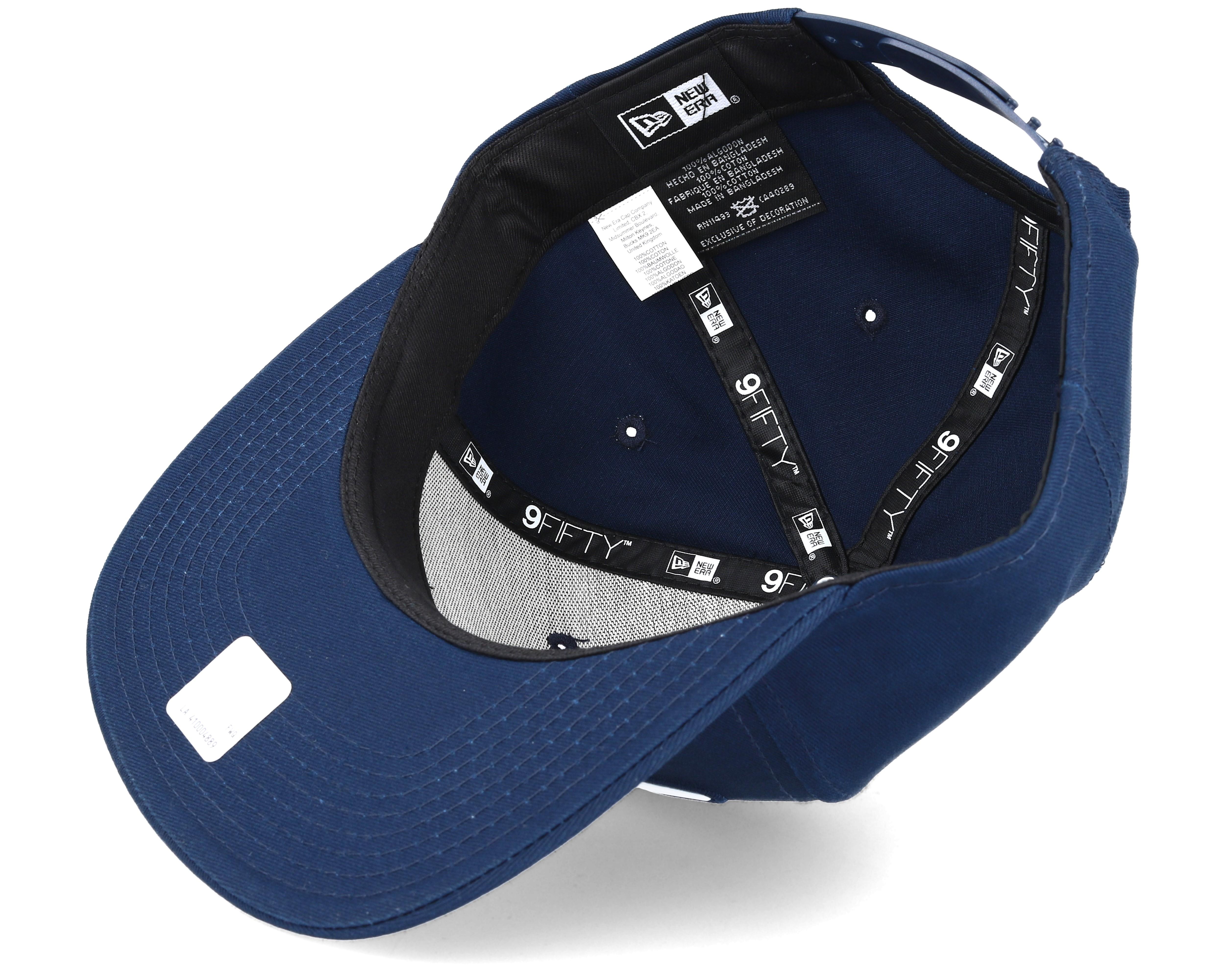 best service 18755 fafcd Product information New England Patriots Team Logo Weld Navy Snapback - New  Era