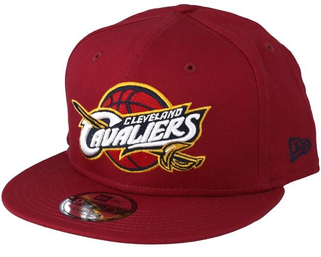 ec10aaa85 Cleveland Cavaliers Team Classic Burgundy Snapback - New Era caps -  Hatstoreaustralia.com