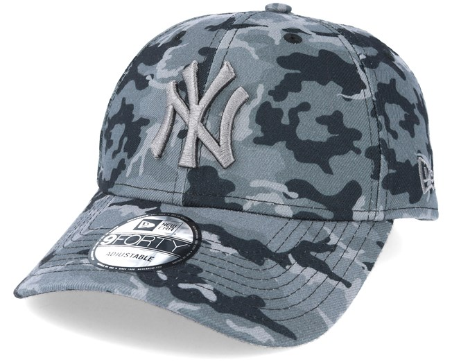 CAMO New York Yankees New Era Kids 9FORTY