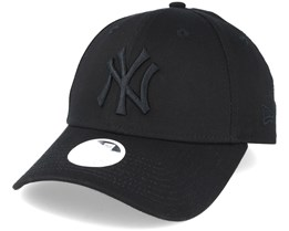 New York Yankees League Essential Women Black Adjustable - New Era