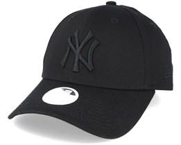 New York Yankees League Essential Women Black Adjustable - New Era