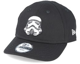 Kids Star Wars Ess 940 Inf Stormtrooper Black Adjustable - New Era