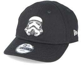 Kids Star Wars Ess 940 Inf Stormtrooper Black Adjustable - New Era
