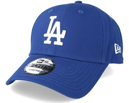 60f1eaab743 Los Angeles Dodgers League Essential 9Forty Blue Adjustable - New Era