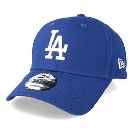 buy popular c4f75 149a9 New Era Los Angeles Dodgers League Essential 9Forty Blue Adjustable - New  Era AU  26.39 AU  32.99