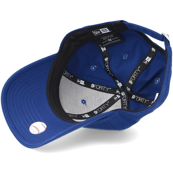 Los Angeles Dodgers League Essential 9Forty Blue Adjustable - New Era Boné  - Hatstore 228496e2dc8