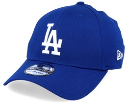 Los Angeles Dodgers League Essential 39Thirty Blue Flexfit - New Era bfe53447bce