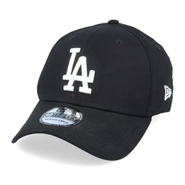 NEW ERA 39THIRTY FITTED CAP LEAGUE ESSENTIAL LOS ANGELES DODGERS BLUE