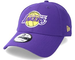 LA Lakers The League Purple Adjustable - New Era