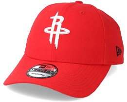 Houston Rockets The League Red Adjustable - New Era