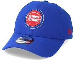 Detroit Pistons The League Blue Adjustable - New Era