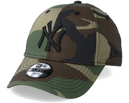 Kids New York Yankees 9Forty Camo Adjustable - New Era
