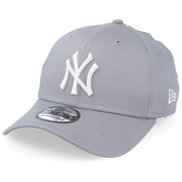 best website c3381 1b7e0 New Era New York Yankees 39Thirty Grey White Flexfit - New Era £22.49 £24.99