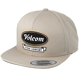 cheap for discount e3044 f992c Volcom Cresticle Beige Snapback - Volcom AU  49.99. Volcom Full Frontal  Cheese ...