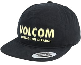 Volstranger Black Strapback - Volcom