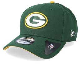 sports shoes e4b36 71cb8 Green Bay Packers The League Team 940 Adjustable - New Era