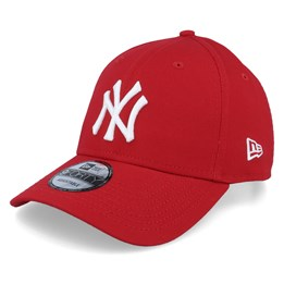 super popular 54ce7 19230 New Era New Era - NY Yankees 940 Basic Scarlet  24.99