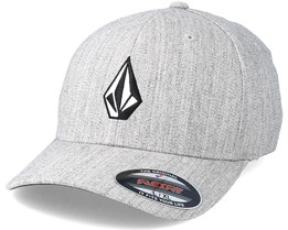 Full Stone Heather Grey/Grey Flexfit - Volcom
