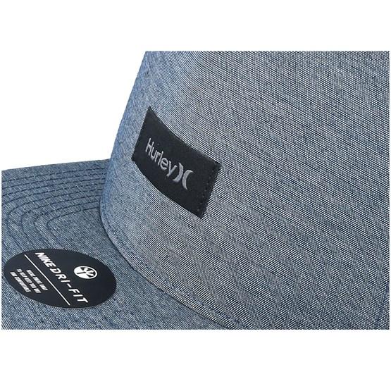 Dri-Fit Staple Blue Snapback - Hurley caps - Hatstorecanada.com f7afe6139e0